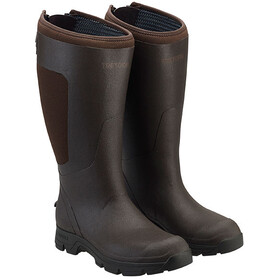 Tretorn Unisex Tornevik Breathable Rubber Boots Brown